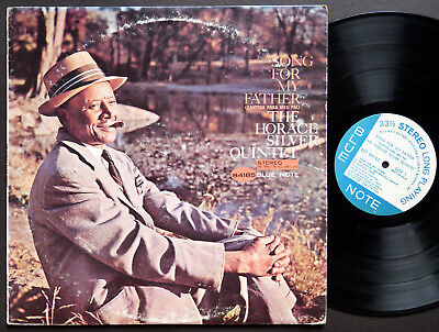 HORACE SILVER Song For My Father LP BLUE NOTE BST 84185 LIBERTY Joe Henderson