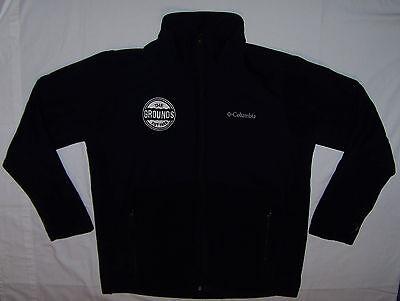 Columbia Men's Ballistic III Windproof Fleece Jacket Black Sz L Large MSRP $150 Columbia Fleece Windproof Jacket