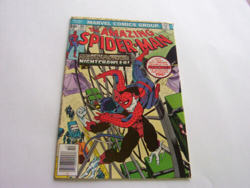 THE AMAZING SPIDER-MAN COMIC  #161  OCTOBER 1976  SMOOTH COPY  VERY FINE