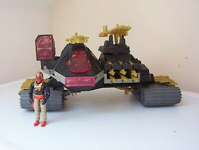 vintage Action Force/G.I.JOE COBRA DEMON vehicle & FERRET driver figure