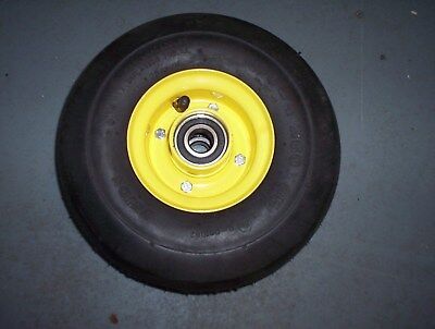 Front Jockey Wheel for Gianni Ferrari Cutter Deck Turbo 1 Turbo 4 PG200 etc