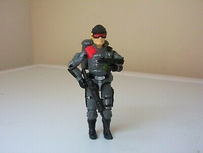 vintage Action Force/G.I.JOE, LOW-LIGHT figure [near complete]