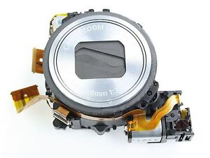 Canon-PowerShot-A4000-IS-LENS-ZOOM-UNIT-ASSEMBLY-CCD-Silver
