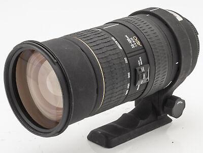 Sigma EX 50-500mm 50-500 mm 1:4-6.3 4-6.3 D APO HSM - Nikon, gebruikt tweedehands  verschepen naar Netherlands