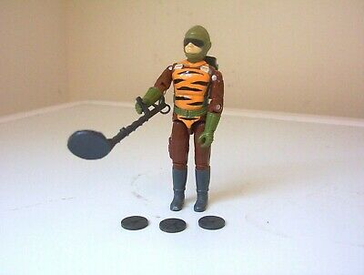 vintage Action Force/G.I.JOE, TIGER FORCE TRIPWIRE figure [complete]