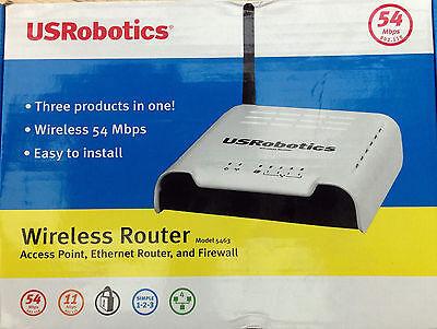 USRobotics Wireless Router
