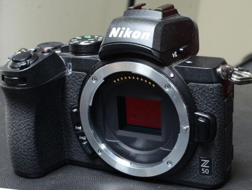 Nikon Z 50 DX 20.9 Mirrorless Camera Body Z50 - Excellent