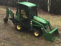 Tractor for RENT!!  Great Deal