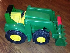 John Deere Children's Push Tractor