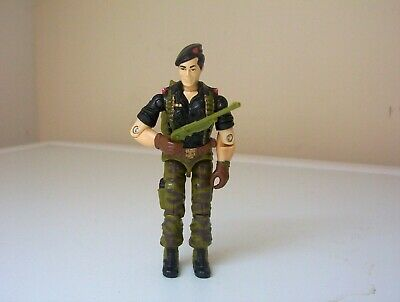 vintage Action Force/G.I.JOE, FLINT figure [complete]