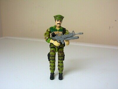 vintage Action Force/G.I.JOE, LEATHERNECK figure [complete]