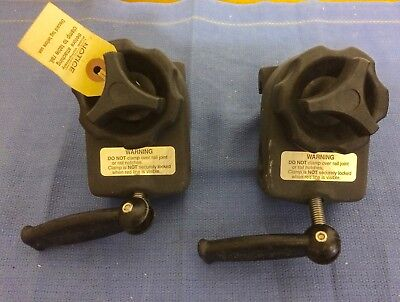 Allen Medical Systems Tri-clamp Operating Room Table Clamps. Gc Guaranteed
