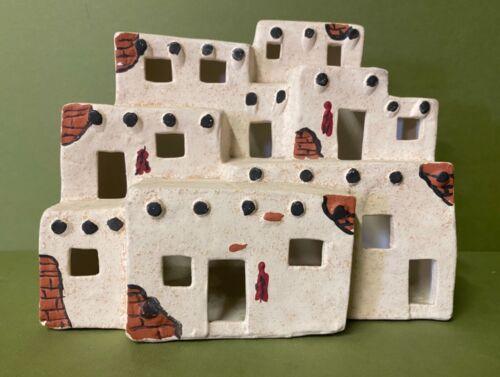 Pueblo Dwelling Pottery Southwest Treasures, Raton New Mexico Vintage