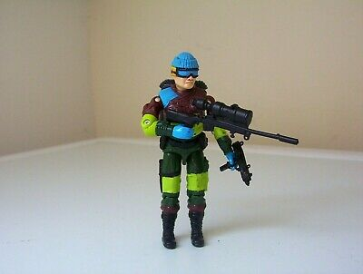 vintage Action Force/G.I.JOE, LOW-LIGHT [nightforce] figure [near complete]