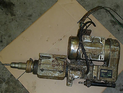 Sugino Selfeeder Newtric Drilling Unit Sn5u-ejd0022jmdsn5ue3 Phase3.94 In.