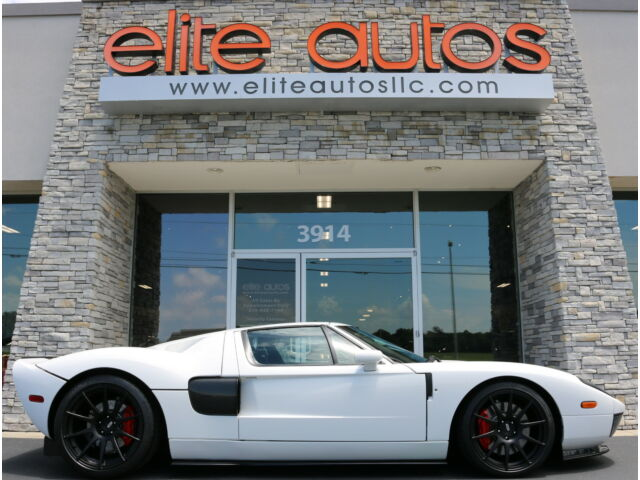 Ford: Ford GT X1 ROADSTER GTX1 Only 7k Miles HEFFNER TWIN TURBO NAV Reverse Cam Custom Paint