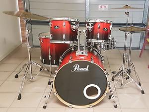 Pearl Vision VBL Drum Kit Auburn Auburn Area Preview