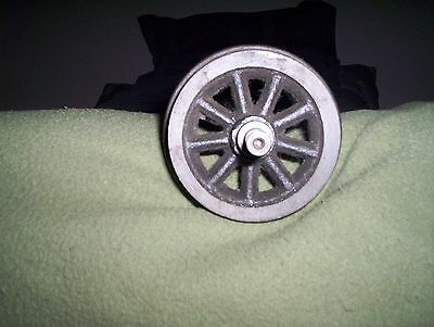 "7.5""  Narrow Gauge WHEEL SET - LOCOMOTIVE PILOT -  LIVE STEAM"