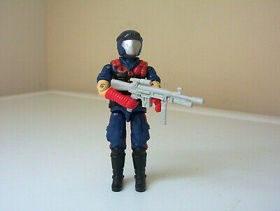 vintage Action Force/G.I.JOE COBRA VIPER figure complete.