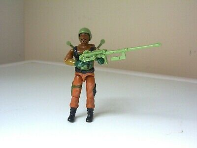 vintage Action Force/G.I.JOE ROADBLOCK figure [complete]