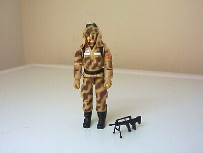 vintage Action Force/G.I.JOE, DUSTY figure [complete]