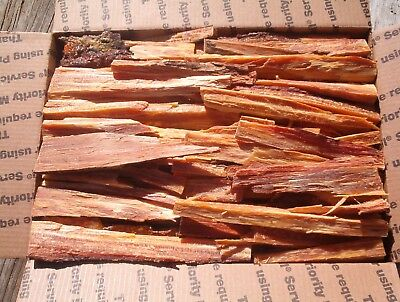 FAT LIGHTER KINDLING FIRE STARTERS FATWOOD VERY RICH FIRE TINDER 7 lbs. Mail Wt.