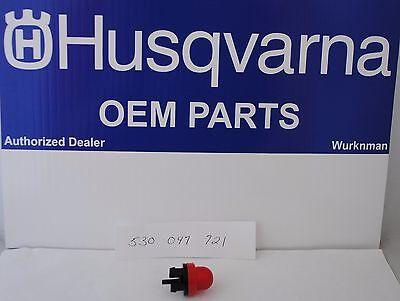 Oem Primer Bulb - Snap-In Primer Bulb Craftsman Husqvarna 530047721 OEM