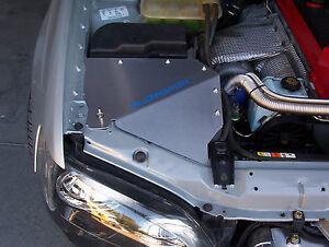 BA BF Turbo Air box-  PLAZMAMAN XR6 Ford Falcon Intake Air Box 4 Inch