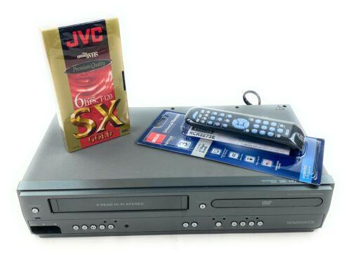 Magnavox DV225MG9 DVD/VCR Player 4 Head HiFi Video Cassette Recorder