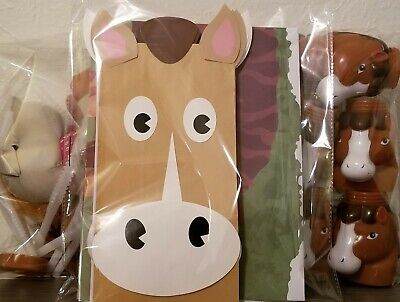 Horse Themed, Birthday Party for 8 Guests](Horse Theme Party Supplies)