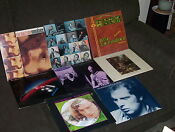Van Morrison LP Lot