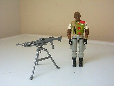 vintage Action Force/G.I.JOE, ROADBLOCK [V.2] figure [complete]