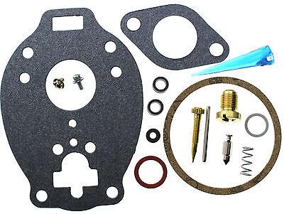 Carburetor Kit Fits Wisconsin Abn Acn Akn Bkn Aa L52 L52a Marvel Schebler J57
