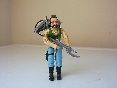 vintage Action Force/G.I.JOE DREADNOK RIPPER figure complete.