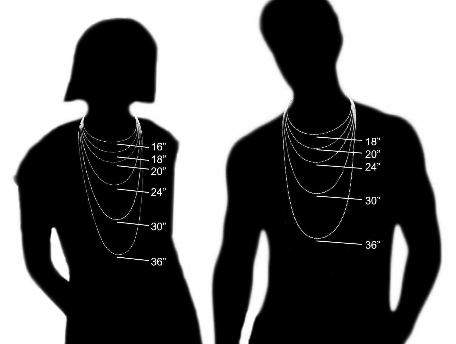 "10K Yellow Gold 1.5mm Diamond Cut Rope Chain Pendant Necklace Mens Women 16""-26"" 9"