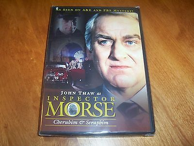 Inspector Morse Cherubim   Seraphim A E Pbs Mystery Series John Thaw Dvd New