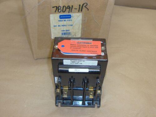 NEW Joslyn Clark RDP2-11100 Motor Starter Contactor RDP211100