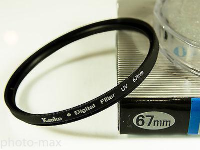 Kenko 67mm UV Digital Filter Lens Protection for 67mm filter thread - UK Stock online kaufen