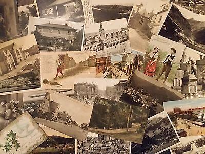 AK Sammlung -- ANGEBOT -- Ansichtskarten Postkarten 100 Stück!! Konvolut! TOP!