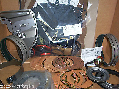 4T60E 1991 1999 Super Master Rebuild Kit With Steels Filter All Bands Washer Set