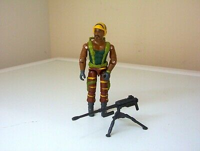 vintage Action Force/G.I.JOE, TIGER FORCE ROADBLOCK figure [complete]