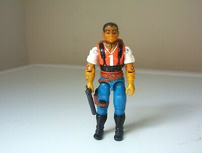 vintage Action Force/G.I.JOE, RED DOG figure [complete]