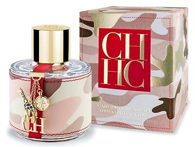 Carolina Herrera Ch Africa 3 4 Oz Eau De Toilette Spray  Ltd Edition  For Women