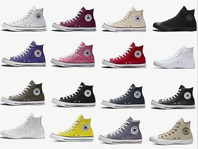 NEW Converse Chuck Taylor All Star High Top Canvas Casual Sneakers Unisex Shoes Converse High Top Sneakers
