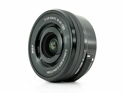 SONY E PZ Mount 16-50mm F3.5-5.6 OSS SELP1650 Electronic Zoom Power Lens