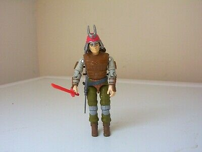 vintage Action Force/G.I.JOE, BUDO figure [complete]