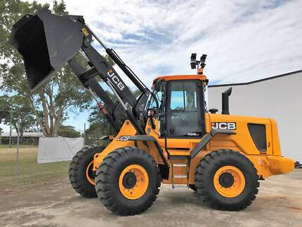 JCB 426HT SRS Wheel Loader / Toolcarrier Paget Mackay City Preview