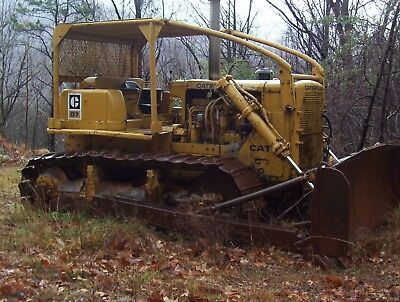 Crawler Dozers & Loaders, Heavy Equipment, Business & Industrial for
