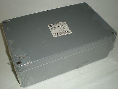 Hammond Fiberglass Non Metallic Enclosure Box 10.25 X 6.30 X 3.5 623980998565
