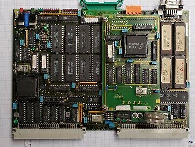 Keba E-crt E-cpu-186b D1633c Circuit Board For Engel Molding Machine
